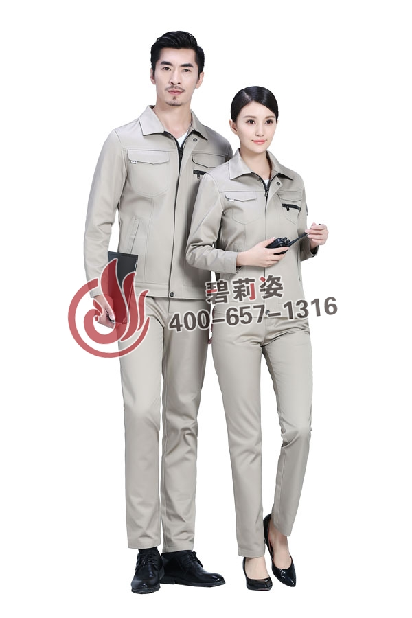 企业工服设计图片